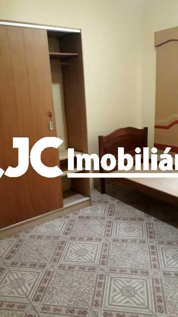 1 - Apartamento 1 quarto à venda Vila Isabel, Rio de Janeiro - R$ 270.000 - MBAP10899 - 1