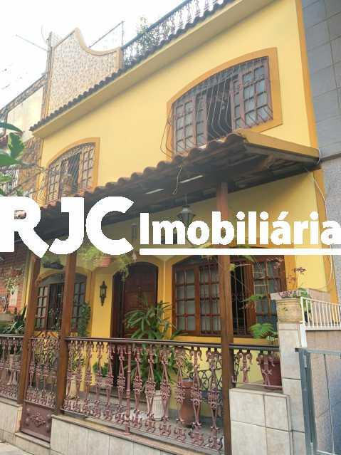 IMG-20200803-WA0036 - Casa de Vila 4 quartos à venda Vila Isabel, Rio de Janeiro - R$ 955.000 - MBCV40059 - 1