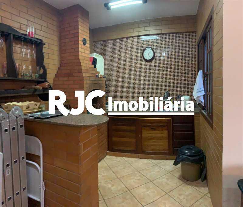 IMG-20200803-WA0050 - Casa de Vila 4 quartos à venda Vila Isabel, Rio de Janeiro - R$ 955.000 - MBCV40059 - 9