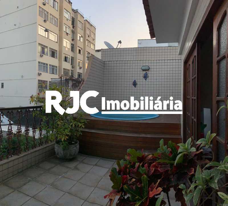 IMG-20200803-WA0053 - Casa de Vila 4 quartos à venda Vila Isabel, Rio de Janeiro - R$ 955.000 - MBCV40059 - 3
