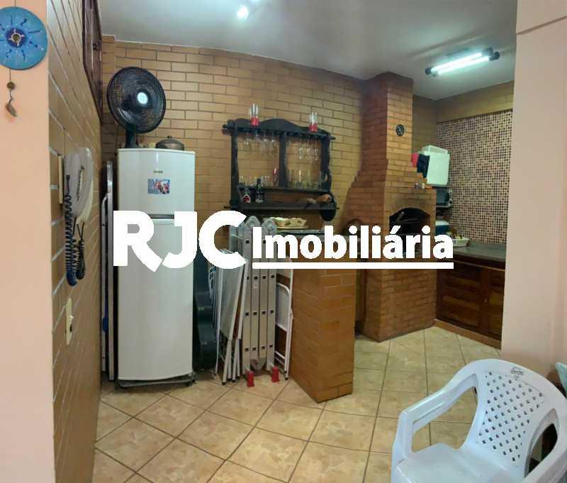 IMG-20200803-WA0058 - Casa de Vila 4 quartos à venda Vila Isabel, Rio de Janeiro - R$ 955.000 - MBCV40059 - 12