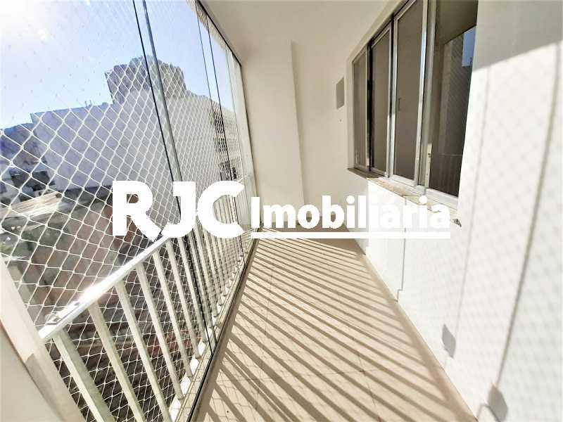 FOTO 1 - Apartamento 1 quarto à venda Vila Isabel, Rio de Janeiro - R$ 372.000 - MBAP10903 - 1