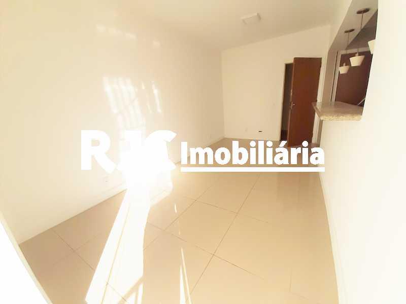 FOTO 2 - Apartamento 1 quarto à venda Vila Isabel, Rio de Janeiro - R$ 372.000 - MBAP10903 - 3