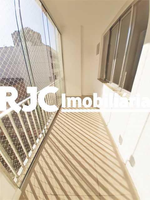 FOTO 6 - Apartamento 1 quarto à venda Vila Isabel, Rio de Janeiro - R$ 372.000 - MBAP10903 - 7
