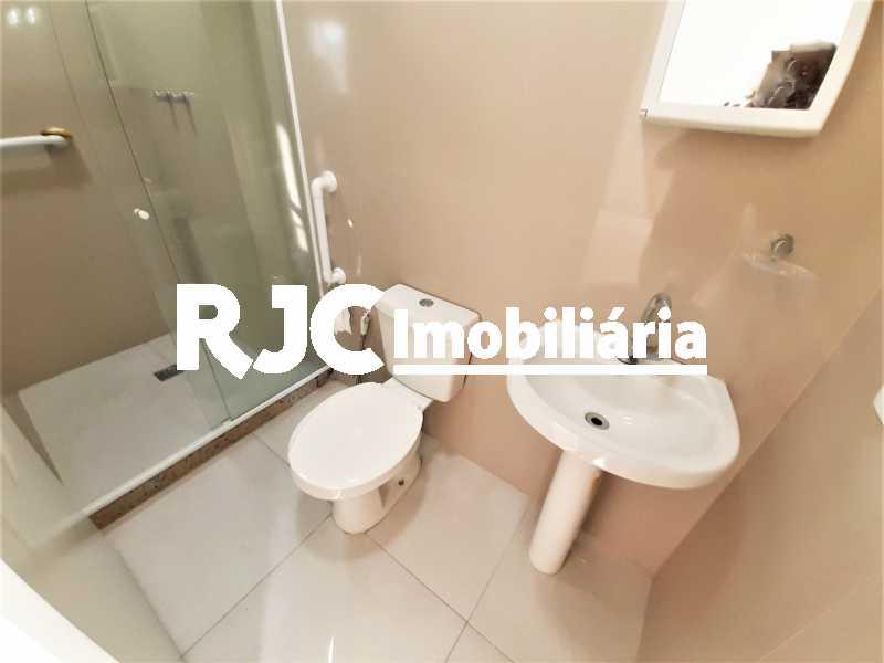 FOTO 11 - Apartamento 1 quarto à venda Vila Isabel, Rio de Janeiro - R$ 372.000 - MBAP10903 - 12