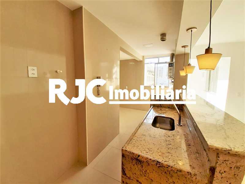 FOTO 14 - Apartamento 1 quarto à venda Vila Isabel, Rio de Janeiro - R$ 372.000 - MBAP10903 - 15