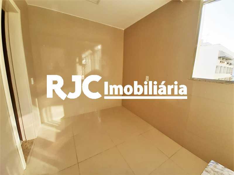 FOTO 16 - Apartamento 1 quarto à venda Vila Isabel, Rio de Janeiro - R$ 372.000 - MBAP10903 - 17