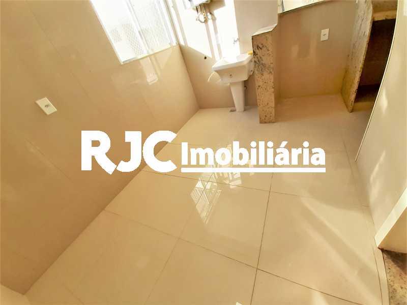 FOTO 17 - Apartamento 1 quarto à venda Vila Isabel, Rio de Janeiro - R$ 372.000 - MBAP10903 - 18