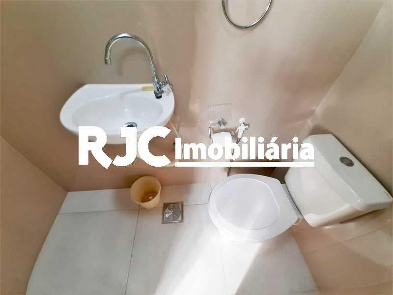 FOTO 18 - Apartamento 1 quarto à venda Vila Isabel, Rio de Janeiro - R$ 372.000 - MBAP10903 - 19