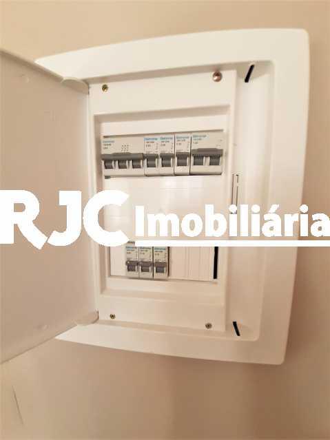 FOTO 19 - Apartamento 1 quarto à venda Vila Isabel, Rio de Janeiro - R$ 372.000 - MBAP10903 - 20