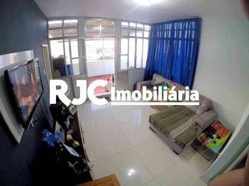 1 - Cobertura 3 quartos à venda Centro, Rio de Janeiro - R$ 597.000 - MBCO30353 - 1
