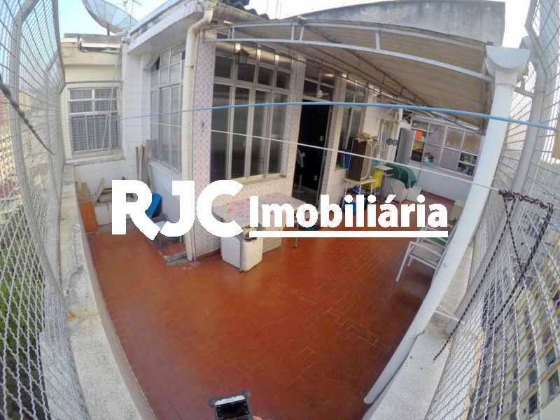 10 - Cobertura 3 quartos à venda Centro, Rio de Janeiro - R$ 597.000 - MBCO30353 - 11