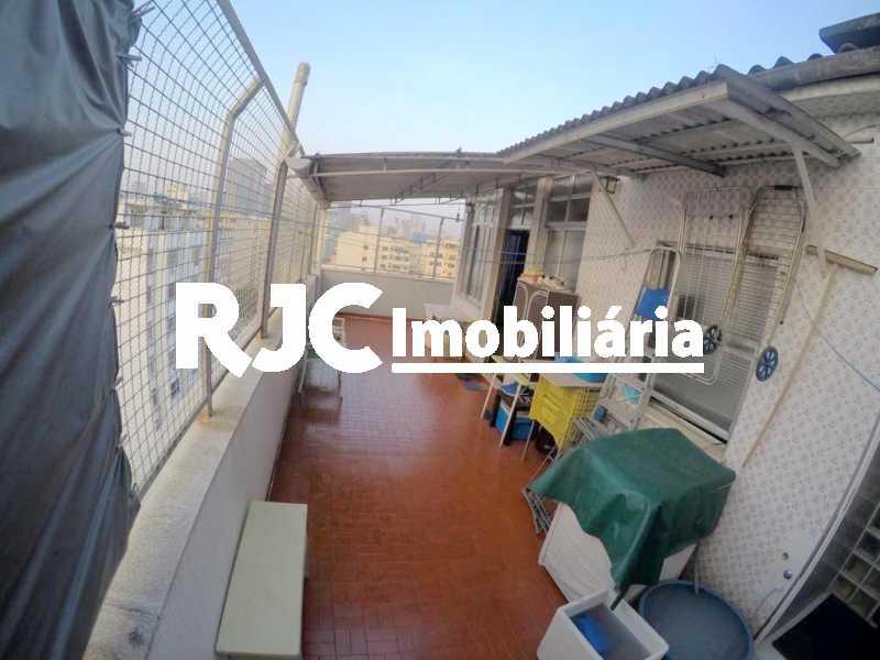 11 - Cobertura 3 quartos à venda Centro, Rio de Janeiro - R$ 597.000 - MBCO30353 - 12