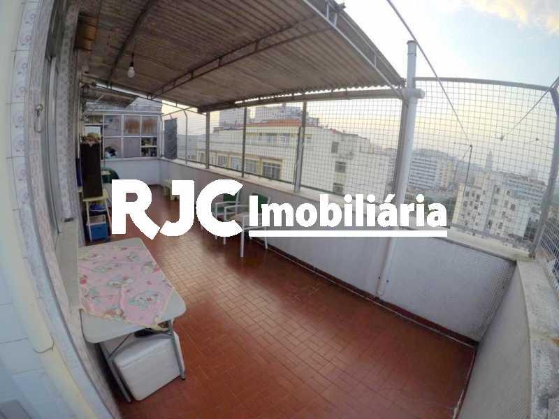 12 - Cobertura 3 quartos à venda Centro, Rio de Janeiro - R$ 597.000 - MBCO30353 - 13