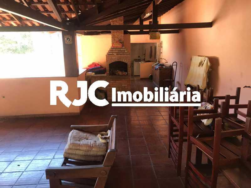 9. - Casa em Condomínio 3 quartos à venda São Cristóvão, Rio de Janeiro - R$ 1.190.000 - MBCN30028 - 10