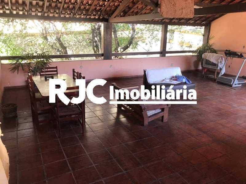 11. - Casa em Condomínio 3 quartos à venda São Cristóvão, Rio de Janeiro - R$ 1.190.000 - MBCN30028 - 12