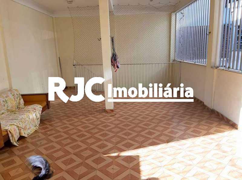 18 - Casa 3 quartos à venda Tijuca, Rio de Janeiro - R$ 869.900 - MBCA30207 - 19
