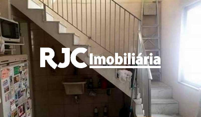 21 - Casa 3 quartos à venda Tijuca, Rio de Janeiro - R$ 869.900 - MBCA30207 - 22