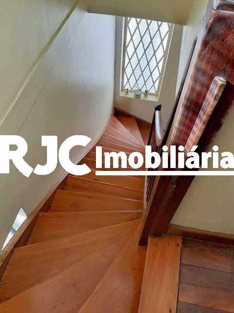 22 - Casa 3 quartos à venda Tijuca, Rio de Janeiro - R$ 869.900 - MBCA30207 - 23