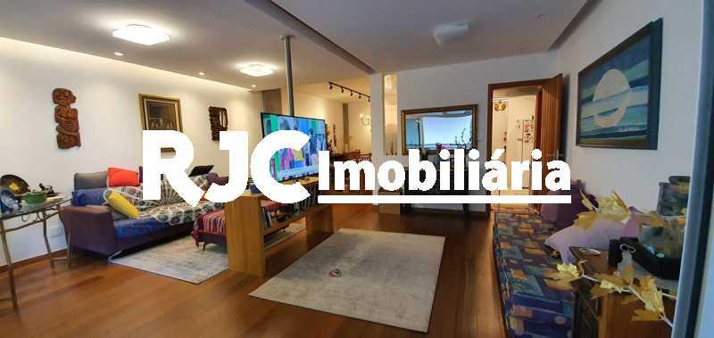1 Copy - Apartamento 3 quartos à venda Copacabana, Rio de Janeiro - R$ 1.400.000 - MBAP33116 - 1