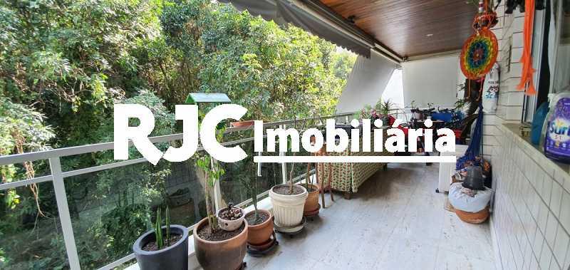 5 Copy - Apartamento 3 quartos à venda Copacabana, Rio de Janeiro - R$ 1.400.000 - MBAP33116 - 6