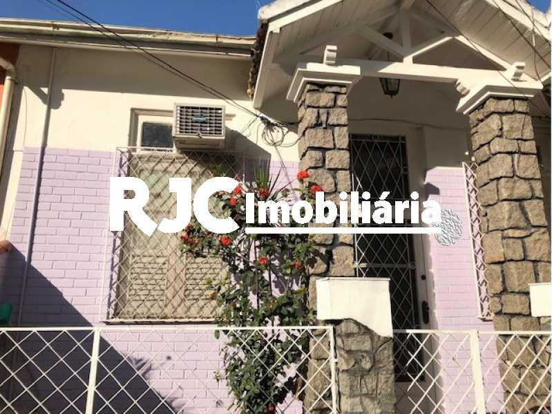 do mato - Casa de Vila 2 quartos à venda Grajaú, Rio de Janeiro - R$ 480.000 - MBCV20096 - 1