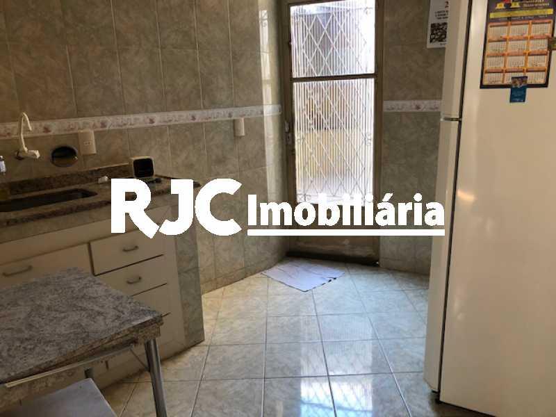 IMG_0922 - Casa de Vila 2 quartos à venda Grajaú, Rio de Janeiro - R$ 480.000 - MBCV20096 - 11