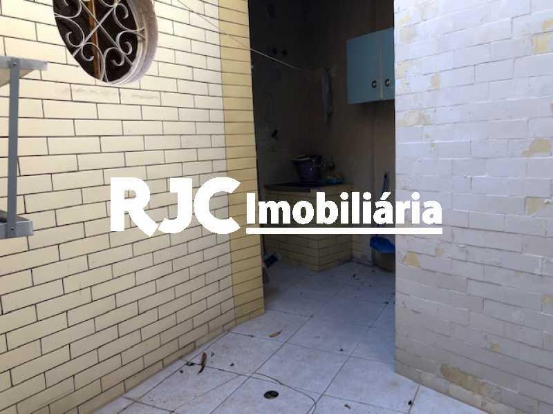 IMG_0924 - Casa de Vila 2 quartos à venda Grajaú, Rio de Janeiro - R$ 480.000 - MBCV20096 - 13