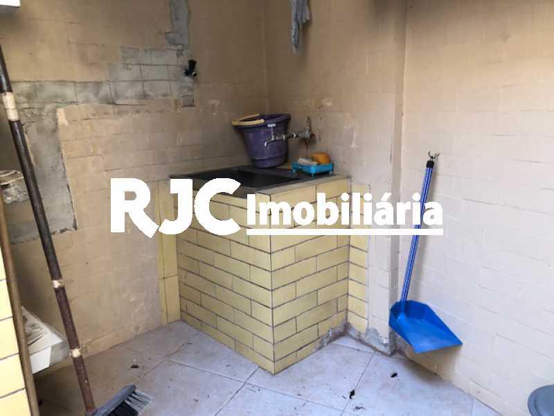 IMG_0925 - Casa de Vila 2 quartos à venda Grajaú, Rio de Janeiro - R$ 480.000 - MBCV20096 - 14