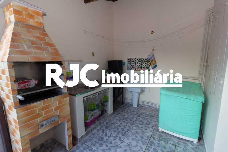 IMG-20200817-WA0050 - Casa de Vila 2 quartos à venda Vila Isabel, Rio de Janeiro - R$ 390.000 - MBCV20097 - 8