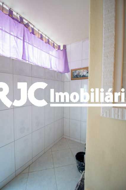 IMG-20200817-WA0055 - Casa de Vila 2 quartos à venda Vila Isabel, Rio de Janeiro - R$ 390.000 - MBCV20097 - 13