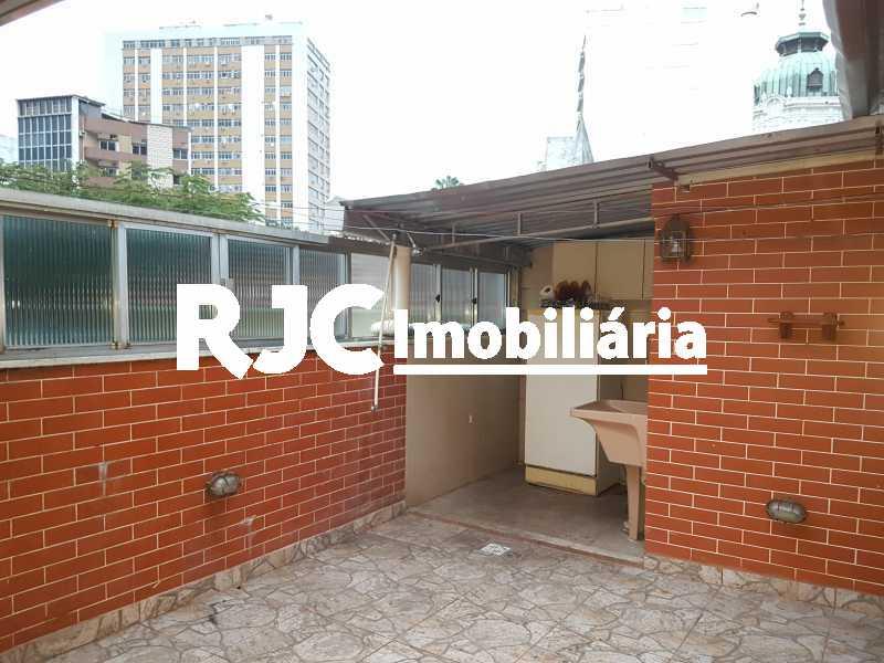 20200820_172741 - Cobertura 2 quartos à venda Tijuca, Rio de Janeiro - R$ 630.000 - MBCO20170 - 20