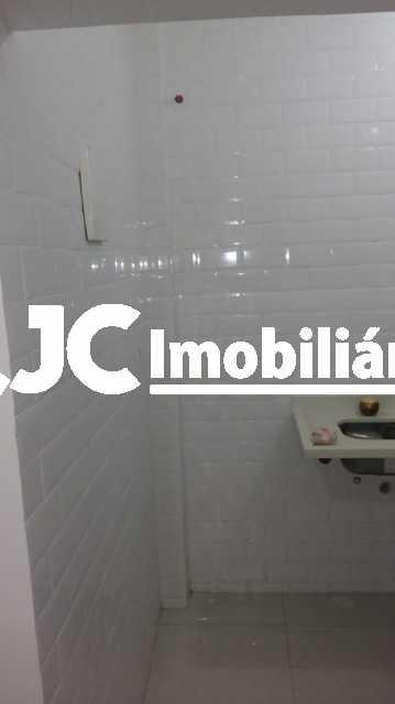 12. - Apartamento 1 quarto à venda Jardim Guanabara, Rio de Janeiro - R$ 330.000 - MBAP10908 - 13