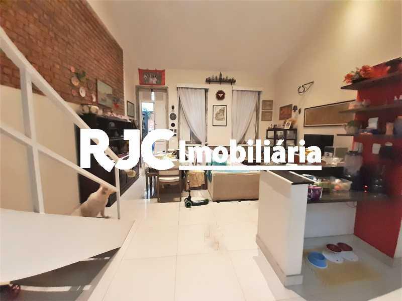 FOTO 1 - Casa 3 quartos à venda Tijuca, Rio de Janeiro - R$ 870.000 - MBCA30209 - 1