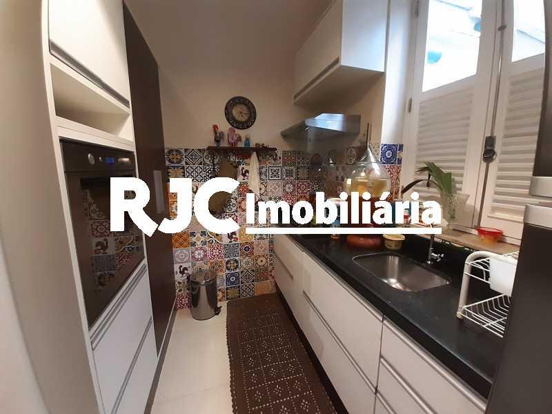 FOTO 5 - Casa 3 quartos à venda Tijuca, Rio de Janeiro - R$ 870.000 - MBCA30209 - 6