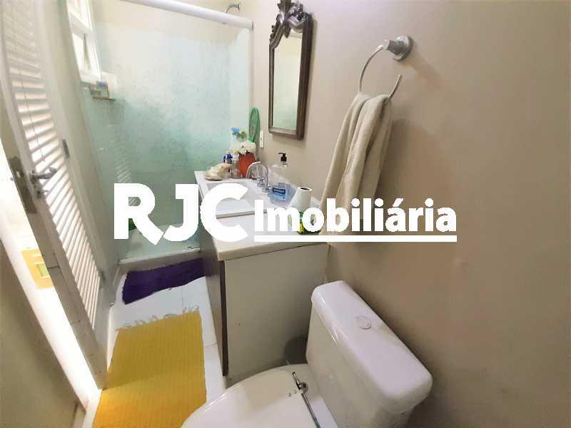 FOTO 8 - Casa 3 quartos à venda Tijuca, Rio de Janeiro - R$ 870.000 - MBCA30209 - 9