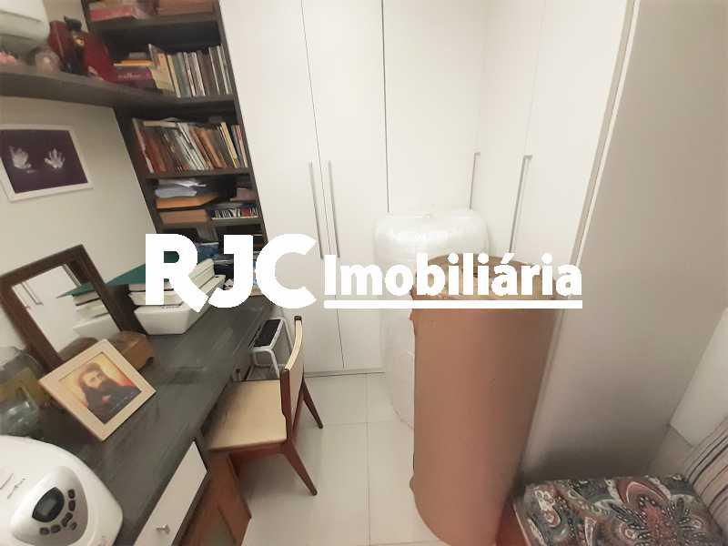 FOTO 9 - Casa 3 quartos à venda Tijuca, Rio de Janeiro - R$ 870.000 - MBCA30209 - 10