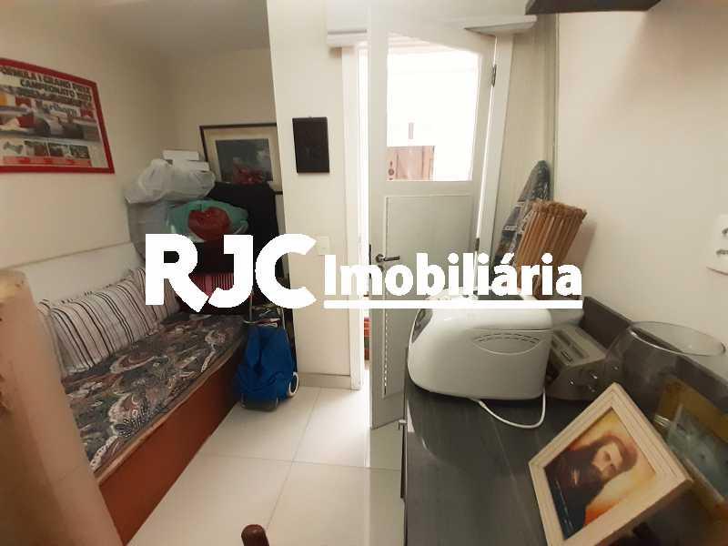 FOTO 10 - Casa 3 quartos à venda Tijuca, Rio de Janeiro - R$ 870.000 - MBCA30209 - 11