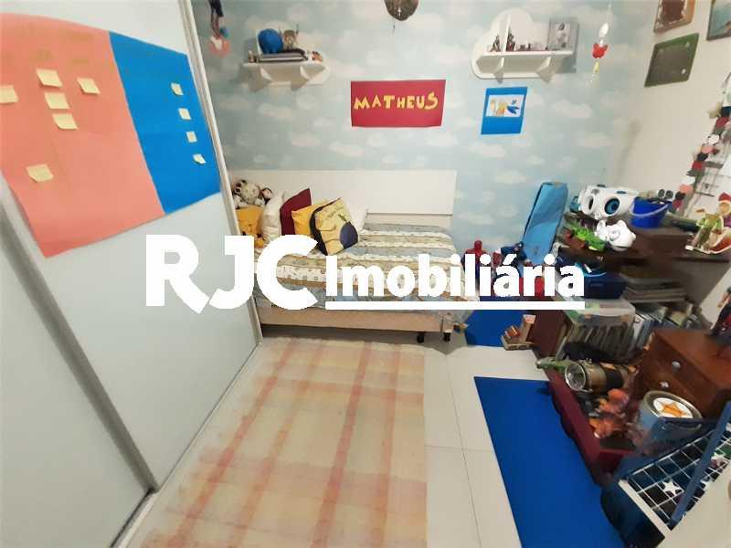 FOTO 11 - Casa 3 quartos à venda Tijuca, Rio de Janeiro - R$ 870.000 - MBCA30209 - 12