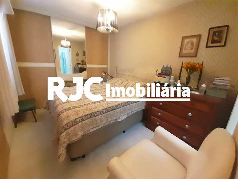 FOTO 13 - Casa 3 quartos à venda Tijuca, Rio de Janeiro - R$ 870.000 - MBCA30209 - 14