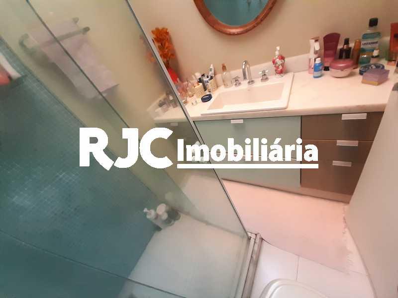FOTO 16 - Casa 3 quartos à venda Tijuca, Rio de Janeiro - R$ 870.000 - MBCA30209 - 17