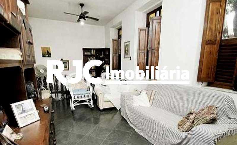1 - Casa 3 quartos à venda Tijuca, Rio de Janeiro - R$ 829.900 - MBCA30210 - 1