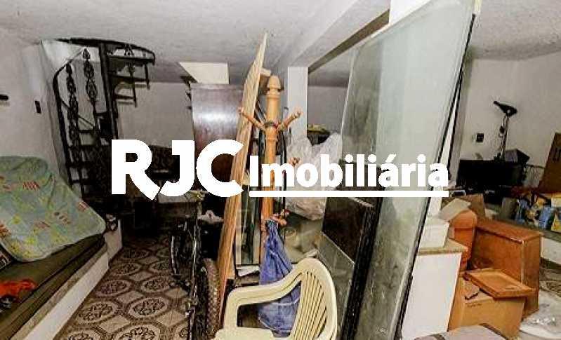 16 - Casa 3 quartos à venda Tijuca, Rio de Janeiro - R$ 829.900 - MBCA30210 - 17