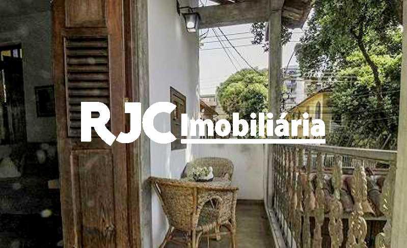 18 - Casa 3 quartos à venda Tijuca, Rio de Janeiro - R$ 829.900 - MBCA30210 - 19
