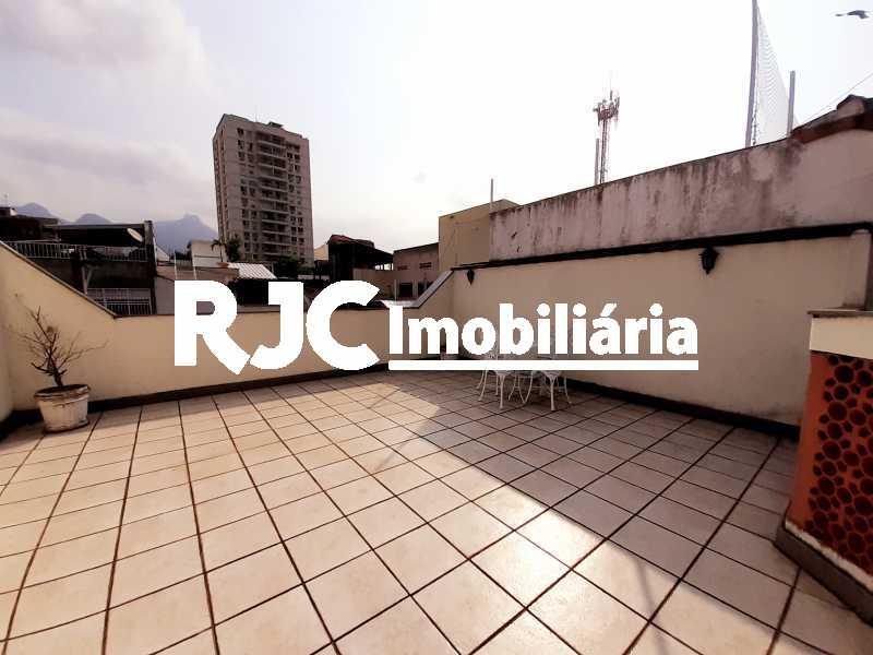 01 - Casa 3 quartos à venda Tijuca, Rio de Janeiro - R$ 695.000 - MBCA30213 - 1