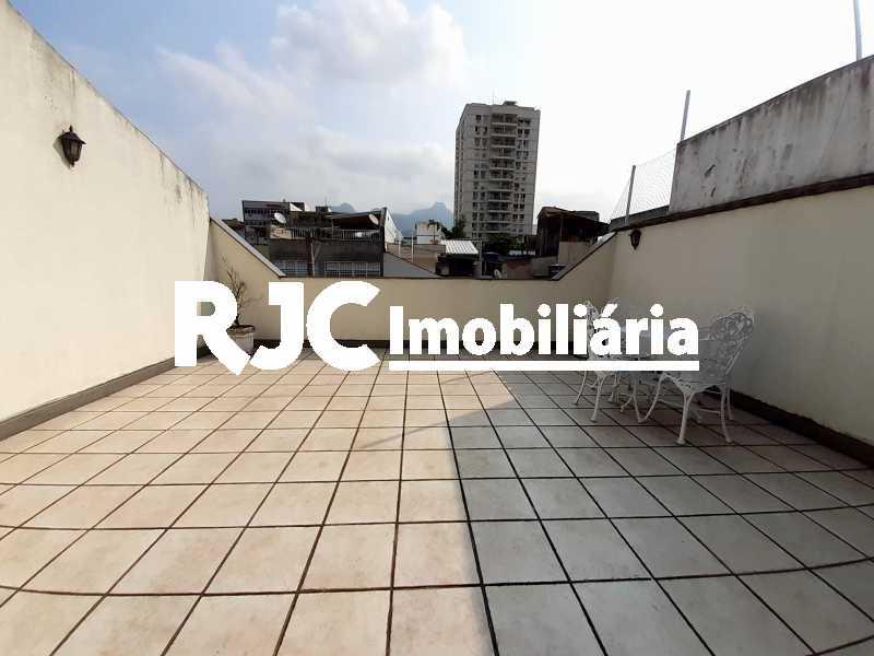02 - Casa 3 quartos à venda Tijuca, Rio de Janeiro - R$ 695.000 - MBCA30213 - 3