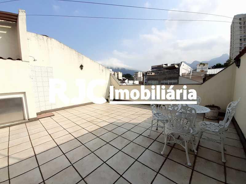 04 - Casa 3 quartos à venda Tijuca, Rio de Janeiro - R$ 695.000 - MBCA30213 - 4