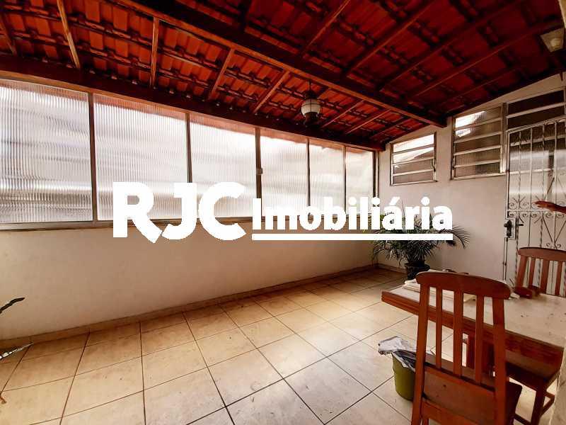 14 - Casa 3 quartos à venda Tijuca, Rio de Janeiro - R$ 695.000 - MBCA30213 - 14