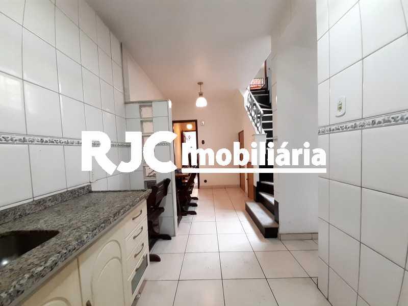 20 - Casa 3 quartos à venda Tijuca, Rio de Janeiro - R$ 695.000 - MBCA30213 - 20