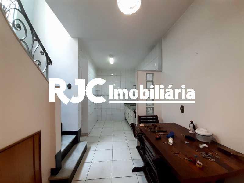 21 - Casa 3 quartos à venda Tijuca, Rio de Janeiro - R$ 695.000 - MBCA30213 - 21